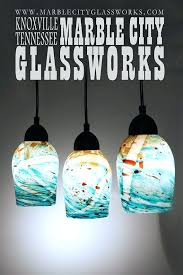 hand blown glass pendant lights custom order final payment turquoise speckled pendants glass hand blown glass
