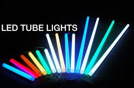 Led Color Tube Lights Led Tube Light