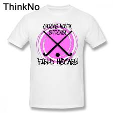 Field Hockey T Shirt Designs Us 11 08 42 Off For Man Chicks With Sticks Field Hockey T Shirt Pure Cotton Camiseta Top Design New Arrival Hot Sale In T Shirts From Mens Clothing