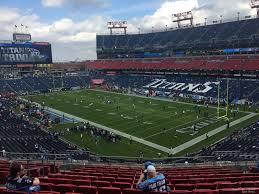 Nissan Stadium Section 243 Tennessee Titans