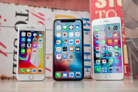 Iphone 8 And X Comparison Chart Apples Iphone 8 8 Plus And X Top The Sales Charts And