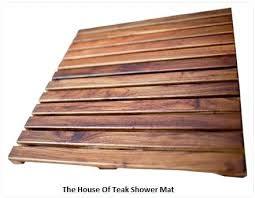 shower mats teak shower floor non slip shower mat without suction cups