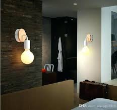 indoor wall light fixtures modern wood adjule wall lamp bedroom bedside sconce lights fixture indoor wall mounted light fitting for living room from