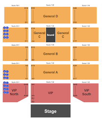 Winstar Casino Seating Chart Thackerville