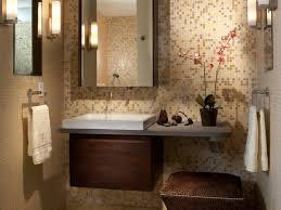 Accent Wall Bathroom Bathroom Splashy Accent Wall For Bathroom Decoroptioncom