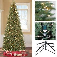 Interior  Collapsible Christmas Tree 14 Foot Pre Lit Christmas 12 Ft Fake Christmas Tree