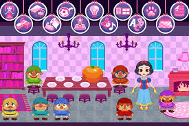 my fairy tale magic dollhouse decoration game android apps on