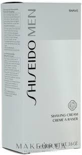 <b>Shiseido</b> Men Shaving Cream - <b>Крем для бритья</b>: купить по лучшей ...
