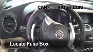 interior fuse box location 2009 2014 nissan maxima 2009 nissan 2000 Nissan Altima Fuse Box Diagram 2009 nissan maxima s 3 5l v6 fuse (interior) check
