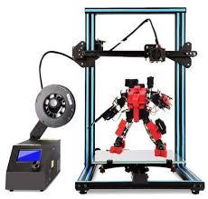 <b>CTC 3D Printer A10S</b> DIY Desktop <b>3D Printer</b> High-Precision and ...