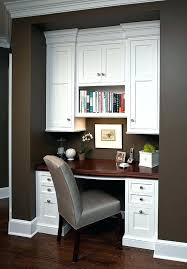 turn closet into office closet desk ideas small closet office ideas covenant kitchens baths inc wins