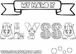 Small Picture Perfect Personalized Coloring Pages 85 With Additional Picture