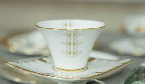 Cup And Saucer Glamour 71 Gloria