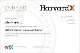 What Types Of Certificates Does Edx Offer Edx Help Center
