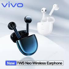 2020 New Original vivo <b>TWS</b> Neo Earphone Bluetooth 5.2 Earbuds ...