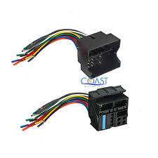 audi a4 wiring harness car radio stereo installation wire wiring harness combo set for 1994 2002 bmw fits