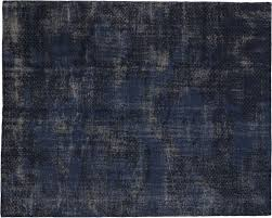 the hill side disintegrated blue fl rug