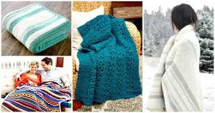 Free Crochet Afghan Patterns Mesmerizing Crochet Afghan Patterns 48 Free Patterns For Beginners DIY Crafts