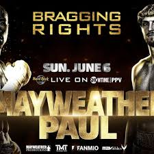 20 winners will get a floyd mayweather and logan paul video meet and greet. Floyd Mayweather Vs Logan Paul What Date Is The Fight Givemesport