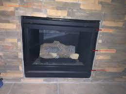 easy diy instructions on how to install a gas fireplace er kit to your fireplace with labeled pictures and detailed steps