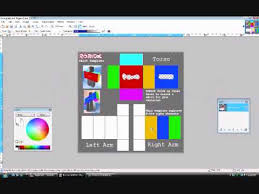 How To Make A Tshirt In Roblox How To Make A Transparent T Shirt On Roblox With Paint Net