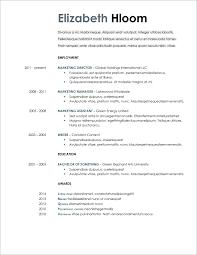 microsoft word resume template 2013 45 free modern resume cv templates minimalist simple