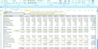 Discounted Cash Flow Analysis Excel Spreadsheet Discounted Cash