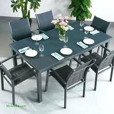 grey dining table set the automatic mechanism of this grey 6 extending dining table is excellent