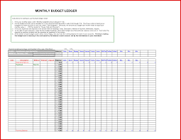 Bookeeping Ledger New Account Ledger Template Wing Scuisine