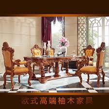 high style furniture. High Style Furniture. Jinyufang European Teak Table Dining Chair Full Solid Wood Furniture