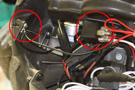 buell motorcycle forum aux lights and shorty turn signal mod i wanted my aux lights to come on my highbeam so i ered a new wire to the high beam lead white wire on the headlight wiring harness