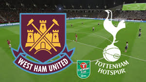 Carabao Cup 2019 - West Ham Vs Tottenham - 31/10/18 - FIFA 19 - YouTube