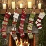 Christmas stockings – <b>Рождественские</b> чулки | Секреты ...