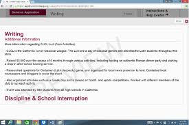 how to write about extracurriculars on college applications common app activities additional information