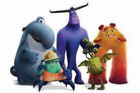 Monsters at Work' review: On Disney+ ...