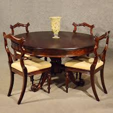Antique Round Kitchen Table Antique Round Dining Breakfast Loo Centre Table Antiques Atlas