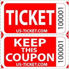 images of raffle tickets premium double roll raffle tickets us ticket com