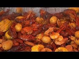 crawfish and shrimp boil you