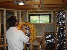 how to install propane gas line for fireplace