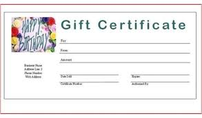 Make Your Own Gift Certificate Templates Free Make Your Own Gift Certificate Template Free Create Your Own Gift