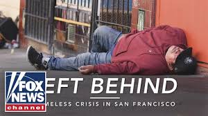 Left Behind: Homeless Crisis in San Francisco - YouTube