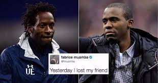 Fabrice Muambau0027s heartbreaking reaction on Twitter to Ugo Ehioguu0027s death   GiveMeSport