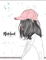 Clip studio paint, medibang paint, paint tool sai and gimp all have stabilization features. Buy Notebook Girl Cover And Dot Graph Line Sketch Pages Extra Large 8 5 X 11 Inches 110 Pages White Paper Sketch Draw And Paint A Girl Notebook Book Online At Low Prices