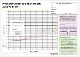 Pregnancy Weight Gain Week By Week Chart Pregnancy Weight Gain Trackers Bmi Charts Printable