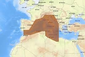 Jeppesen C Map Max N Charts C Map Max N Chart Em N203 West Mediterranean Coasts Bathy