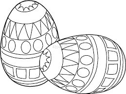 Color Online Easter Egg Coloring Pages To Print Printable Coloring