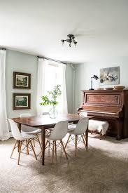 Dining Room Progress Antique Meets Midcentury Stevie Storck