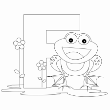 Coloring Pages Ideas Free Printable Alphabet Coloring Pages For