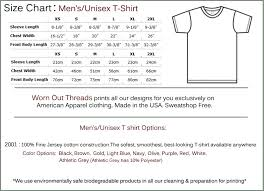 Mens T Shirt Size Chart Us Mens Shirt Size Chart Us Us Men