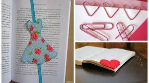 Design Handmade Bookmarks 25 Creative Diy Bookmarks Ideas